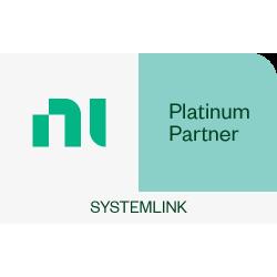 NI Partner SystemLink - Platinum Partner