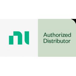 NI Authorized Distributor Logo