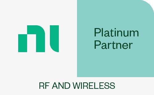 NI Partner RF and Wireless - Platinum Partner