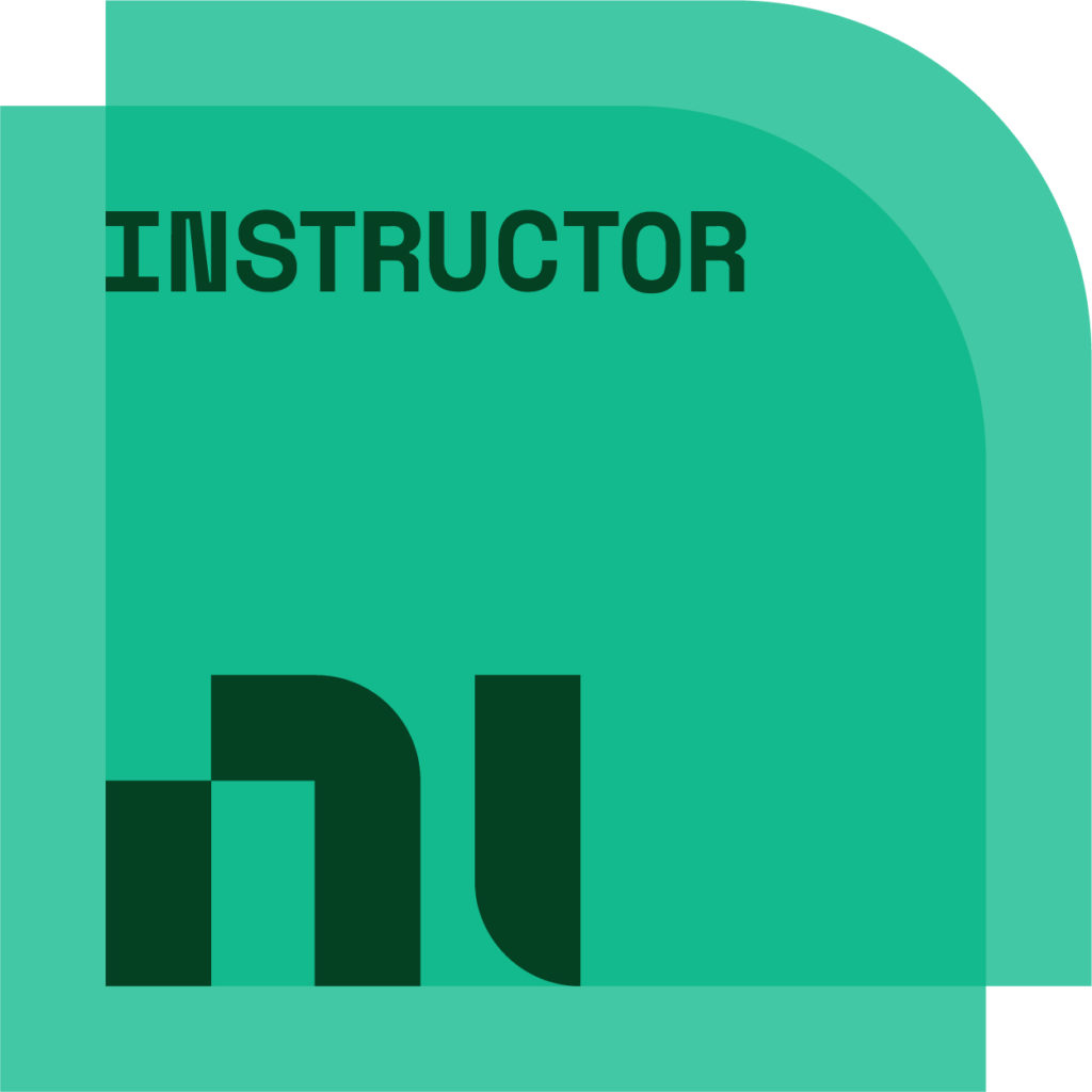 Certificated Professional Instructor
