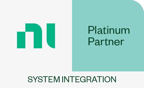 NI Partner System Integration - Platinum Partner