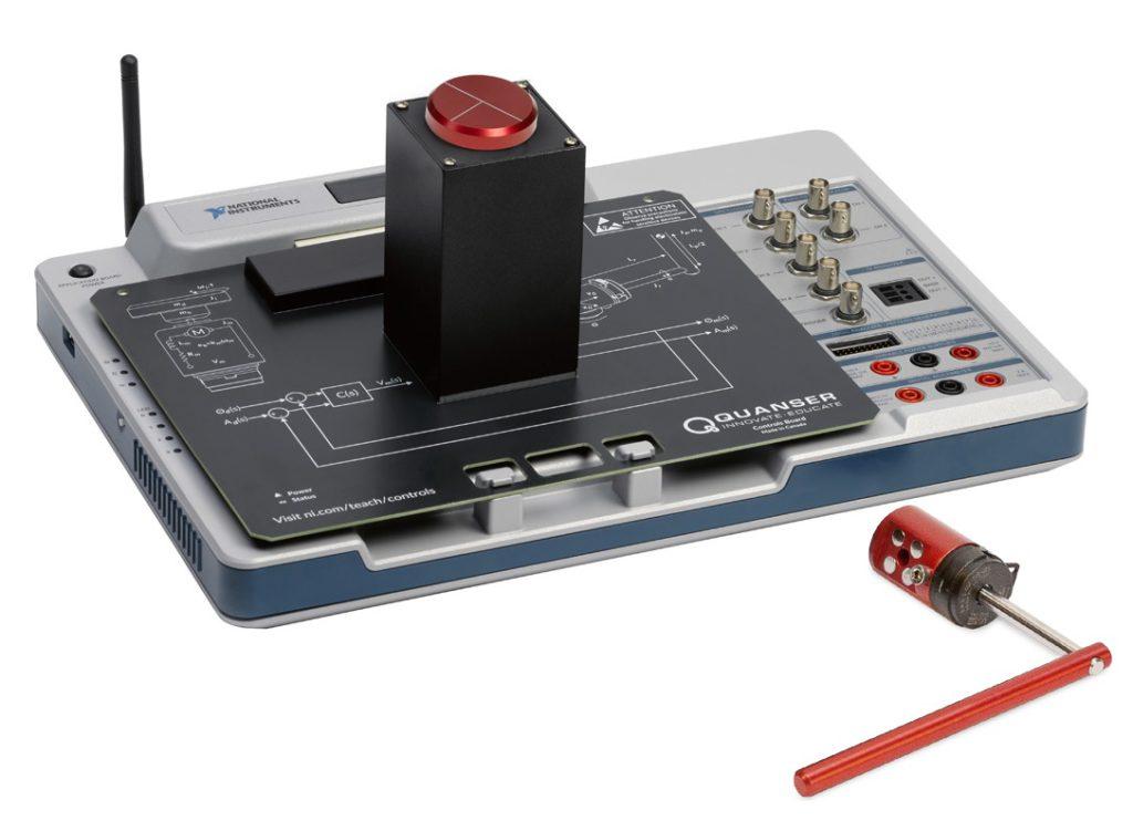 NI ELVIS III + Quanser Control Board